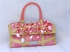 THE ALEX BAG - &quot;Pink Pearl Sea Shell&quot; Diva