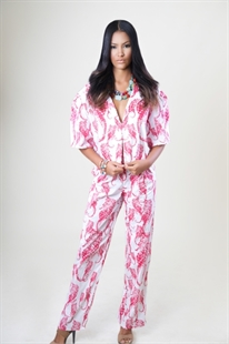 311441 Two Piece Midrift Top/Pant